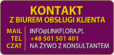 Contact Linkflora.pl Customer Service Center