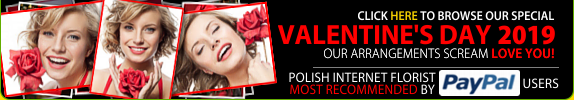 Polish Online Florist, Send Flowers to Poland