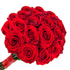 Order flowers to Poland: 20 Roses Bouquet