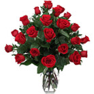 Order flowers to Poland: 25 Roses Bouquet