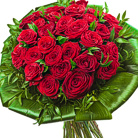 Order flowers to Poland: 30 Roses Bouquet