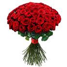Zamów kwiaty do Polski: Bukiet 50 Róż