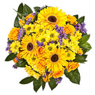 Order flowers to Poland: Sunny Hugs