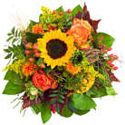 Order flowers to Poland: Colorful Explosion Bouquet