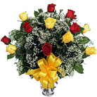 Order flowers to Poland: Juicy and Colorful Bouquet