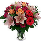 Order flowers to Poland: I Feel Colorful Bouquet