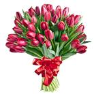 Zamów kwiaty do Polski: Bukiet 35 Tulipanów