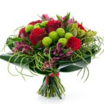 Order flowers to Poland: Stylish Bouquet