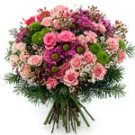 Order flowers to Poland: Pink Feelings Bouquet