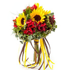 Order flowers to Poland: Colorful Regards Bouquet (medium)