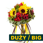 Order flowers to Poland: Colorful Regards Bouquet (big)