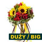 Zamów kwiaty do Polski: Bukiet Kolorowe Pozdrowienia (duży)