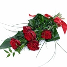 Order flowers to Poland: Five Wishes Bouquet