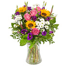 Order flowers to Poland: Super Bouquet for Super Mum