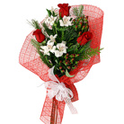 Order flowers to Poland: Winter Time Regards Bouquet