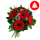 Order flowers to Poland: Silent Night Christmas Bouquet