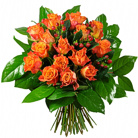 Order flowers to Poland: Awesome Roses For Awesome Mom Bouquet