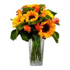 Zamów kwiaty do Polski: Bukiet Uśmiechnij Się