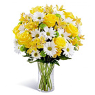 Order flowers to Poland: Spring Sun Bouquet