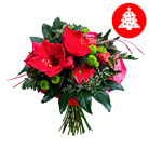 Order flowers to Poland: Christmas Flowers Bouquet